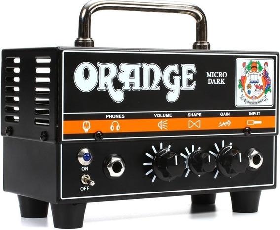 Orange Micro Dark - Incrível Toca Até 4x12 - Ppc8 Ppc112