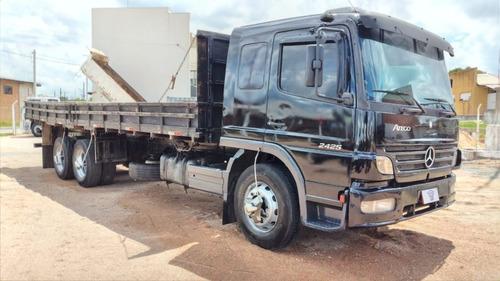 Mb Atego 2005 Truck Único Dono