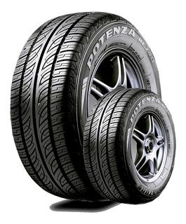 Combo 2 Neumáticos 205/70 R14 95 T Potenza Re740 Bridgestone