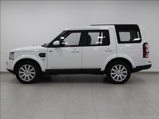 Land Rover Discovery 4 Land Rover Discovery 4 S Blindada Bi-