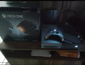 Xbox One Edição Especial Do Halo