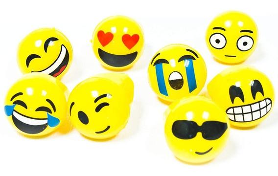 Anillos Emoji Silicona Luz Led Caritas X 36 U Super Promo!!!