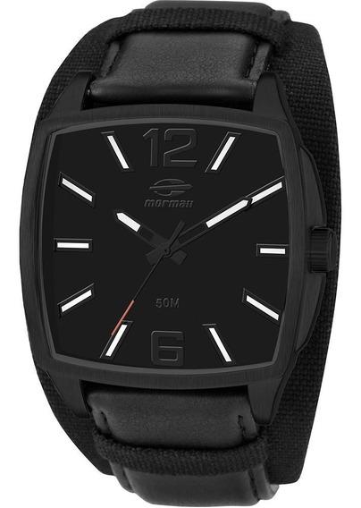 Relógio Mormaii Análogo Mo2035bl/3p Preto