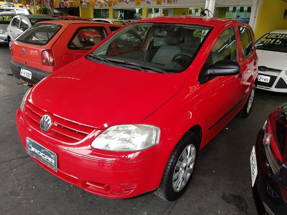 Volkswagen Fox 1.6 Plus Completo 2007
