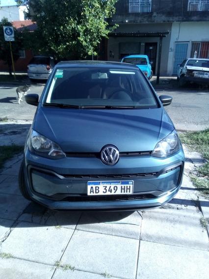 Volkswagen Up Move 3 Puertas Impecable