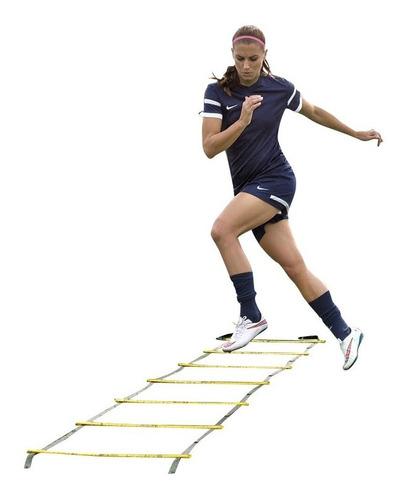 Escaleras De Coordinación, Agilidad Y Entrenamiento 10 Pelda