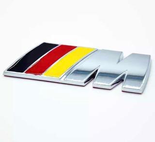 Insignia M Motorsport Tapa De Baúl Para Bmw Series 1 3 4 5 7