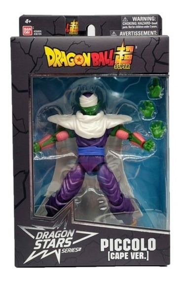 Piccolo Com Capa - Dragon Stars Series - Bandai Dragon Ball