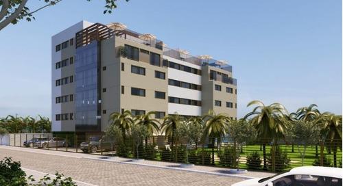 Imagem 1 de 15 de Apartamento À Venda, 36 M² Por R$ 308.175,00 - Loteamento Leonor - Cabedelo/pb - Ap0506