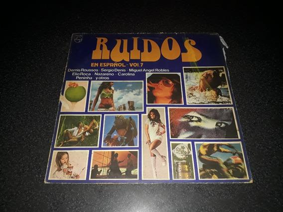 Disco Vinilo De Ruidos Vol 7 Español Formatovinilo