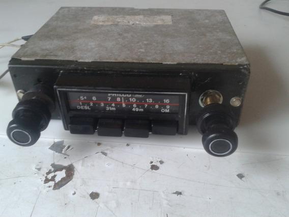 Radio Philco Ford Antigo.