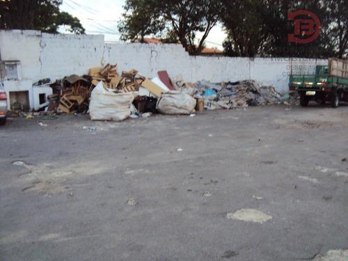 Terreno - Vila Re - Ref: 6640 - V-6640