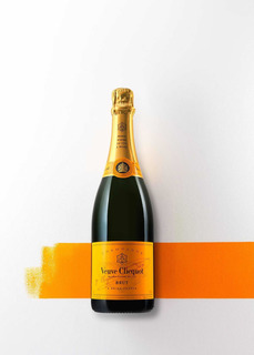 Champagne Veuve Clicquot Brut Yellow
