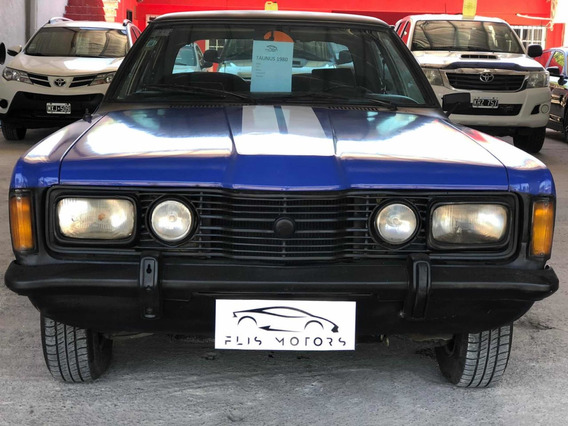 Ford Taunus Mod80 U$s 2.500 Permuto / Financio ¡oferta!
