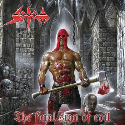 Cd Sodom The Final Sign Of Evil