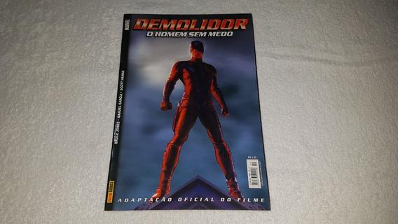 Hq Demolidor - O Filme - Ed. Panini - 2003 - Formato Álbum
