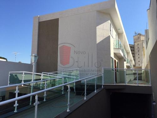 Imagem 1 de 12 de Casa Em Condominio - Mooca - Ref: 2555 - V-2555