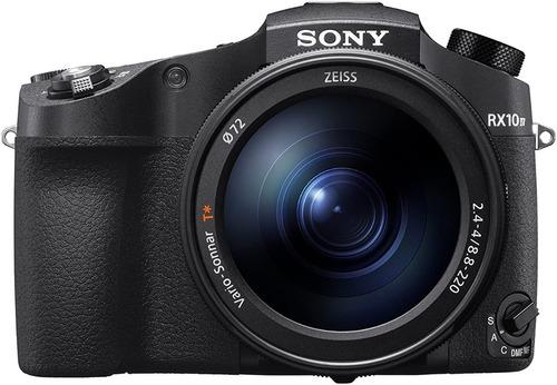 Sony Rx10 Iv Com Microfone, Led 160, Zoom Usb, 2bat