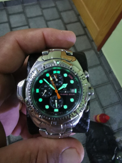 Relógio Citizen Aqualand 3740 Lindo!!!