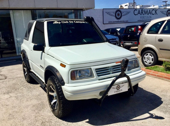 Suzuki Vitara 1.6 Jlx Canvas Top 4x4 8v