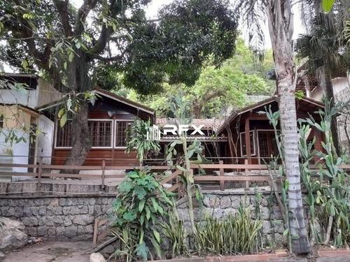 Casa Com 4 Dormitórios À Venda - Badu, Niterói/rj - Cav21937