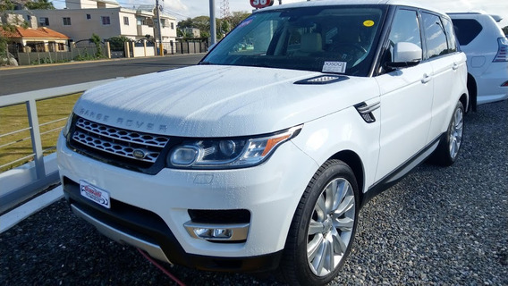 Land Rover Range Rover Sport Hse Blanca 2014