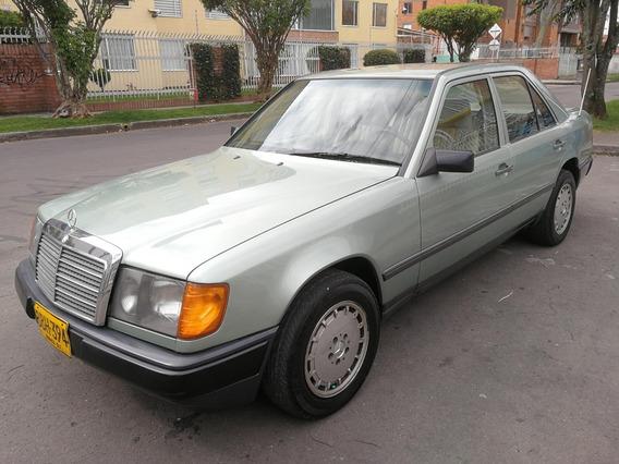 Mercedes Benz Clase E 200 Mt2000cc Verde Claro Metalizado Aa
