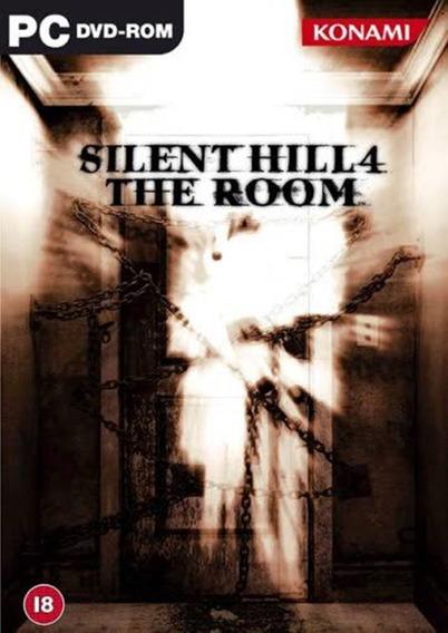 Silent Hill 4 The Room Pc Envio Digital