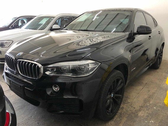 Bmw X6 4.4 Xdrive 50ia M Sport At 2018