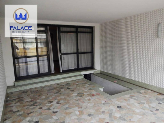 Casa Com 3 Dormitórios À Venda, 150 M² Por R$ 370.000 - Centro - Piracicaba/sp - Ca0172