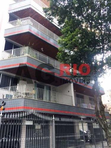 Apartamento-à Venda-vila Valqueire-rio De Janeiro - Agv30956