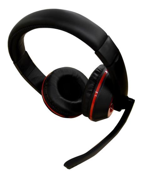 Headset Fone De Ouvido Ps4 , Xbox One E Smartfones