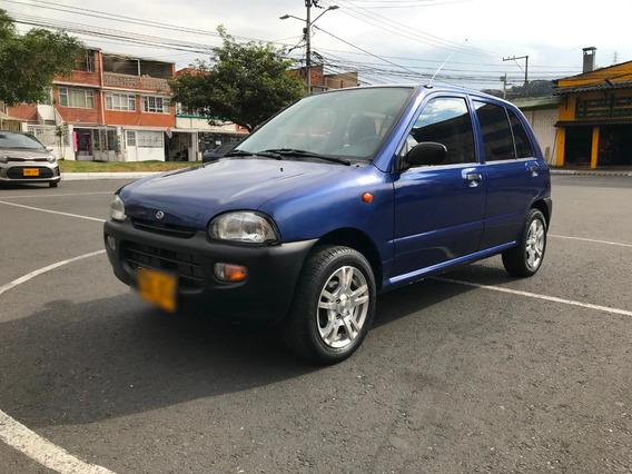 Subaru Vivio Lx - Modelo 1997 - Motor 660cc - Azul - Btá