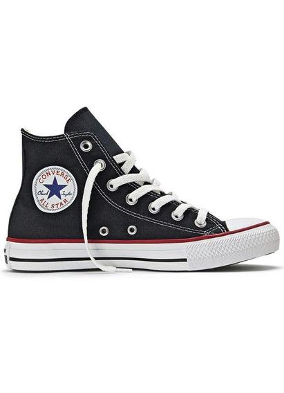 Sneaker Tenis All Star Preto - Converse Core- Cano Médio
