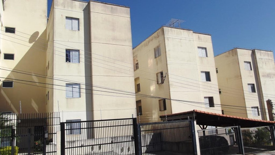 Apartamento Residencial Para Venda E Locação, Cézar De Souza, Mogi Das Cruzes. - Ap0260