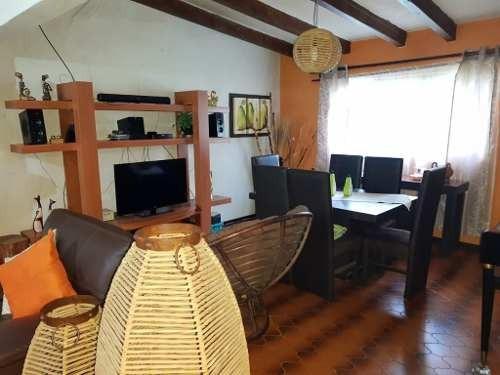 Hermosa Casa En Venta En Villa Del Carbón, Edo. De México