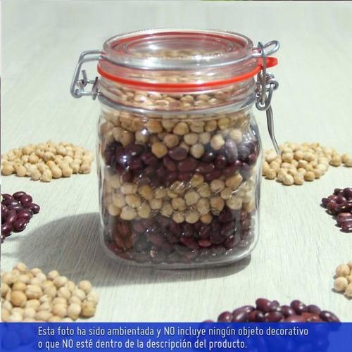 Borgonovo Frasco Hermetico Gourmet 700 Cc Con Cierre Th860ex