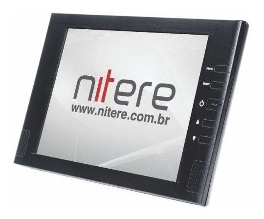 Monitor Nitere Ism-0820s 8 Lcd Vga