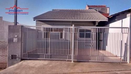 Casa Residencial À Venda, Nova Atibaia, Atibaia - Ca2170. - Ca2170