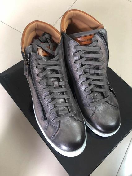 Sneakers Tenis Zapatos Magnanni Tipo Gucci Fendi Nuevos