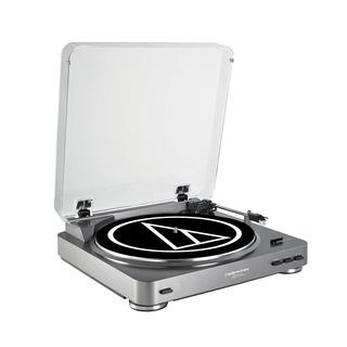 Tornamesa Audio-technica Atlp60usb Tocadiscos Plata