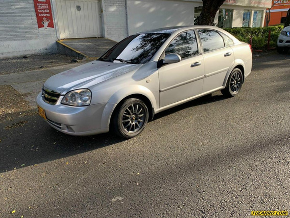 Chevrolet Optra Limited Mt 1.8l