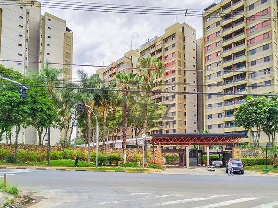 Apartamento Com 3 Dormitórios Muito Bem Localizado No Taquaral À Venda, 96 M² Por R$ 574.500 - Taquaral - Campinas/sp - Ap3340
