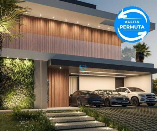 Imagem 1 de 13 de Casa Com 4 Dormitórios À Venda, 366 M² Por R$ 3.000.000,00 - Alphaville - Santana De Parnaíba/sp - Ca1335