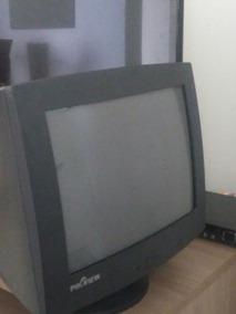 Monitor De Vídeo Em Cores Proview 17