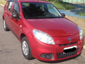 Renault Sandero 1.0 16v Authentique Hi-flex 5p Oportunidade!