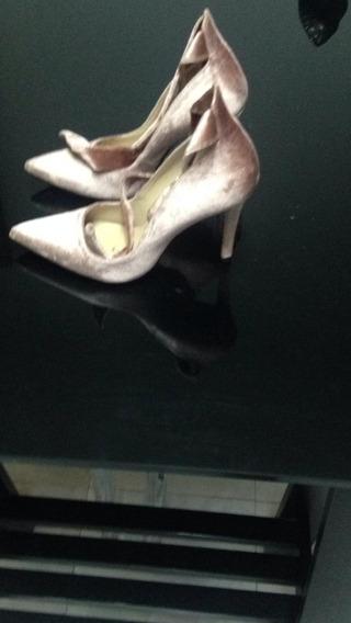 Sapato Arezzo Feminino, Usado Duas Vezes, Tamanho: 35