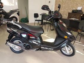 Suzuki Burgman 125i 2013 Preta