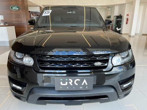 Imagem 1 de 15 de Land Rover Range Sport Sc Dynamic Gasolina 2015