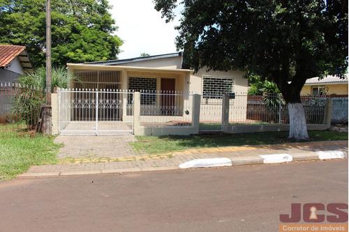 Imagem 1 de 15 de Casa - Alvenaria, Para Venda Em Foz Do Iguaçu/pr - Portal Da Foz